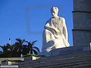 Havanna, revolutionary square, Jose Marti, Cuba