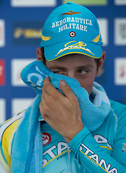 04.07.2013, Niederösterreich, AUT, 65. Oesterreich Rundfahrt, 5. Etappe, St.Johann/Alpendorf - Sonntagberg im Bild #68 Kevin Seeldraeyers, BEL, Astana Pro Team // during the 65th Tour of Austria, Stage 5, from St. Johann / Alpendorf to Sonntagberg, Lower Austria, Austria on 2013/07/04. EXPA Pictures © 2013, PhotoCredit: EXPA/ R. Eisenbauer