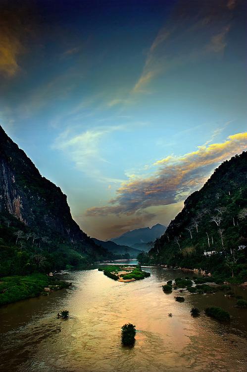 Nong Kiau, Laos.