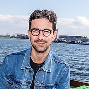 NLD/Amsterdam//20170419 - Lancering nieuwe LINDA.tv serie De Vlucht, Sinan Eroglu