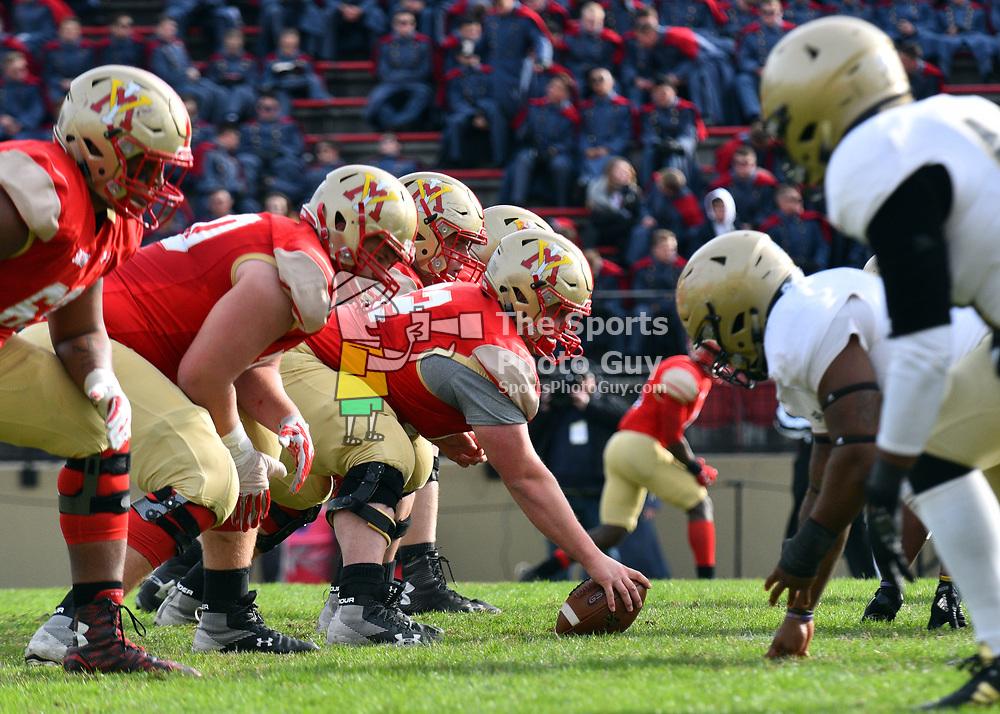 NCAA Football: #8 Wofford rolls past VMI, 45-14