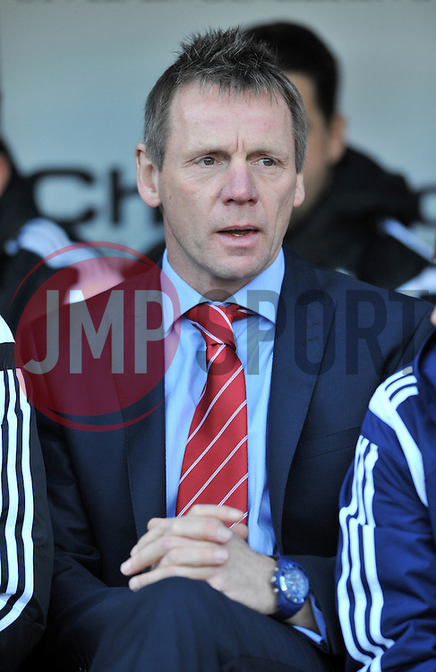 Nottingham Forest Manager, Stuart Pearce - Photo mandatory by-line: Dougie Allward/JMP - Mobile: 07966 386802 - 17/01/2015 - SPORT - Football - Derby - iPro Stadium - Derby County v Nottingham Forest - Sky Bet Championship