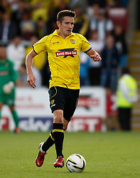 Burton Albion's Lee Bell  - Photo mandatory by-line: Matt Bunn/JMP - Tel: Mobile: 07966 386802 07/09/2013 - SPORT - FOOTBALL -  Pirelli Stadium - Burton upon Trent - Burton Albion V Oxford United - Sky Bet League Two
