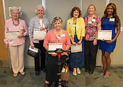 Volunteers in Public Schools VIPS award ceremony, April 13, 2017.