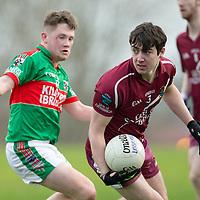 Lissycasey's Niall McCarthy V Kilmurry Ibrickane's Ronan Murrihy