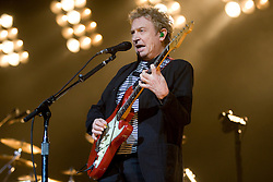 Guitarist Andy Summers of The Police performed in concert at the John Paul Jones Arena in Charlottesville, VA on November 6, 2007.