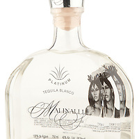 Malinalli Platinum Tequila Blanco -- Image originally appeared in the Tequila Matchmaker: http://tequilamatchmaker.com