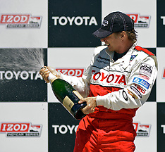 William Fichtner wins Toyota Pro/Celebrity Race 2011