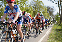 on Stage 2 of Festival Elsy Jacobs 2017. A 111.1 km road race on April 30th 2017, starting and finishing in Garnich, Luxembourg. (Photo by Sean Robinson/Velofocus)