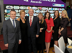 Pictured attending the 2018 Mayo Buisness Awards, were John Magee, Senator Rose Conway-Walsh, Cllr Gerry Coyle, Cllr Teresa Whelan, Elaine Moyles Nicola Kennedy Local Enterprise Office and Pamela Conway.<br />
