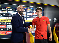 AS Roma New Signing - 7 July 2018