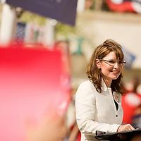 Sarah Palin in Jacksonville