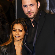 NLD/Amsterdam/20150211 - Premiere Fifty Shades of Grey, Bo Saris en partner
