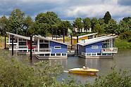 Amphibienhaeuser Niederlande :: Amphibious Houses, Netherlands