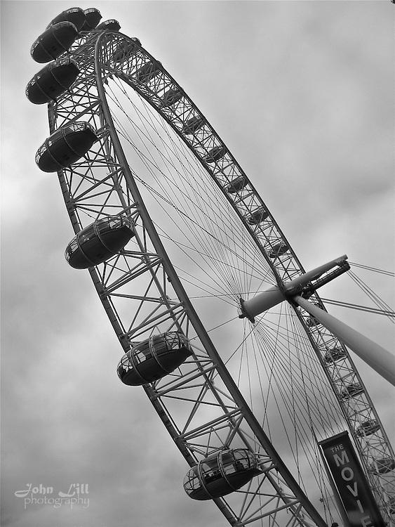 The London Eye. Photo by John Lill