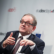 20160615 - Brussels , Belgium - 2016 June 15th - European Development Days - Climate and development - The water-energy-food nexus - Can it help us deliver the Sustainable Development Goals ? - Martin Hiller , Director General , Renewable Energy and Energy Efficiency Partnership © European Union