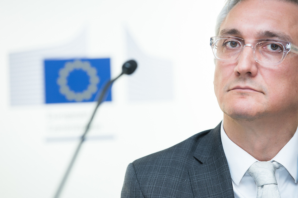 03 June 2015 - Belgium - Brussels - European Development Days - EDD - Urban - Megatrend urbanisation-Metropolitan governance as a chance for sustainable urban and regional development - Rudiger Ahrend , Head of Urban Policy Unit© European Union