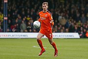 Luton Town midfielder Jack Stacey (7) during the EFL Sky Bet League 1 match between Luton Town and Oxford United at Kenilworth Road, Luton, England on 4 May 2019.