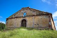 Church in Floro Perez, Holguin, Cuba.