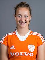 EINDHOVEN - ELSIE NIX van Jong Oranje Dames, dat het WK in Duitsland zal spelen. ANP COPYRIGHT KOEN SUYK