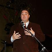 Perspresentatie Musicals in Concert 2004, Erwin van Lambaart
