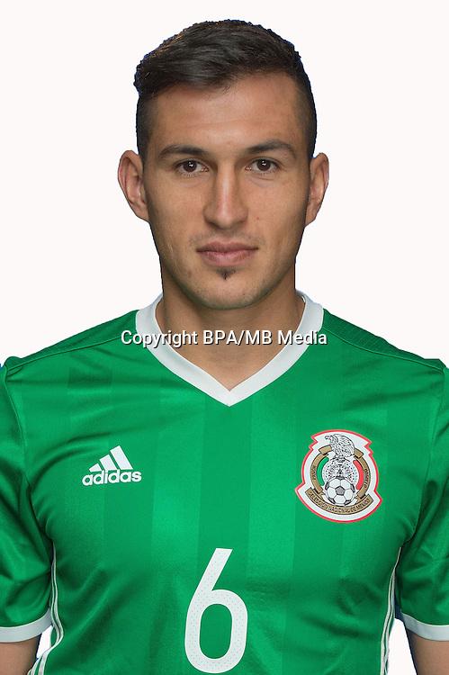 Football Conmebol_Concacaf - <br />Copa America Centenario Usa 2016 - <br />Mexico National Team - Group C - <br />Jorge Torres Nilo