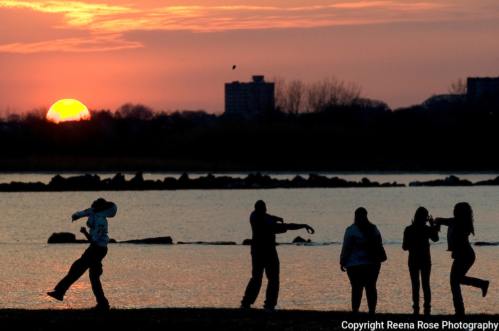 Stone Throwers,<br />