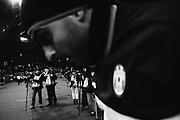 Fotografi in campo durante Roma vs Juventus. Stadio Olimpico. 16 febbraio 2013. Christian Mantuano / Oneshot