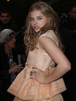 Chloe Moretz Cleopatra, Northern Ballet, Sadler's Wells Theatre, London, UK, 17 May 2011:  Contact: Rich@Piqtured.com +44(0)7941 079620 (Picture by Richard Goldschmidt)