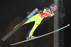 12.12.2015, Nordic Center, Nizhny Tagil, RUS, FIS Weltcup Ski Sprung, Nizhny Tagil, Herren, im Bild Andreas Wellinger (GER) // Andreas Wellinger of Germany during mens Skijumping Competition of FIS Skijumping World Cup at the Nordic Center in Nizhny Tagil, Russia on 2015/12/12. EXPA Pictures © 2015, PhotoCredit: EXPA/ Tadeusz Mieczynski