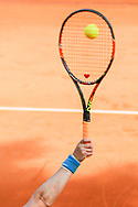 Tennis Aufschläge und Aktion, 2016, Foto: Claudio Gärtner