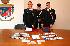 20161026 CONFERENZA CARABINIERI SEQUESTRI COMACCHIO