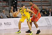 DESCRIZIONE : Ancona Lega A 2012-13 Sutor Montegranaro EA7 Emporio Armani Milano<br /> GIOCATORE : Daniele Cinciarini<br /> CATEGORIA : palleggio<br /> SQUADRA : Sutor Montegranaro<br /> EVENTO : Campionato Lega A 2012-2013 <br /> GARA : Sutor Montegranaro EA7 Emporio Armani Milano<br /> DATA : 25/11/2012<br /> SPORT : Pallacanestro <br /> AUTORE : Agenzia Ciamillo-Castoria/C.De Massis<br /> Galleria : Lega Basket A 2012-2013  <br /> Fotonotizia : Ancona Lega A 2012-13 Sutor Montegranaro EA7 Emporio Armani Milano<br /> Predefinita :