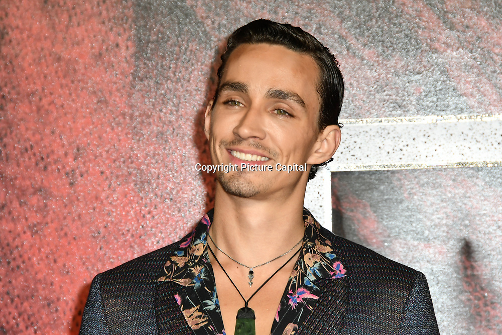 Robert Sheehan Arrivers at the Mortal Engines - World Premiere on 27 November 2018, London, UK