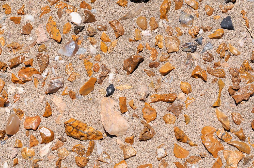 Stones, sperrgebiet, Prohibited Area, also known as Diamond Area 1, Luderitz, Karas Region, Namibia.