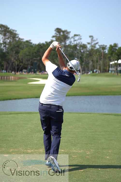 Marc Leishman<br /> swing sequence<br /> 2018<br /> <br /> Golf Pictures by Mark Newcombe/visionsingolf.com