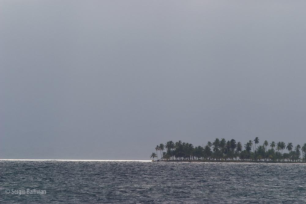 The San Blas Islands off the coast of Panama
