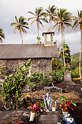 Stone Church, Keanae Peninsula, Hana Coast, Maui, Hawaii