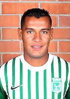Colombia League - Postobom Liga 2014-2015 -<br /> Club Atletico Nacional Medellin - Colombia / <br /> Diego Peralta