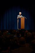 Dietzenbach   09 October 2015<br /> <br /> Am Freitag (09.10.2015) f&uuml;hrte die Partei &quot;Alternative f&uuml;r Deutschland&quot; (AfD) im B&uuml;rgerhaus in der hessischen Kleinstadt Dietzenbach eine Veranstaltung unter dem Motto &quot;Internationale Politik und Asylchaos&quot; durch, Hauptredner war Dr. Alexander Gauland.<br /> Hier: Rainer Kahnt, Sprecher Landesvorstand AfD Hessen, h&auml;lt eine Rede.<br /> <br /> &copy;peter-juelich.com<br /> <br /> [No Model Release   No Property Release]