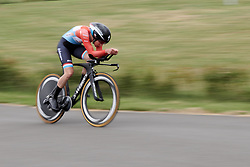 Christine Majerus (LUX) at Boels Ladies Tour 2019 - Prologue, a 3.8 km individual time trial at Tom Dumoulin Bike Park, Sittard - Geleen, Netherlands on September 3, 2019. Photo by Sean Robinson/velofocus.com