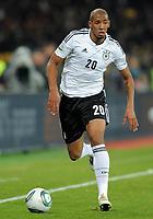 Fotball<br /> Tyskland<br /> 11.11.2011<br /> Foto: Witters/Digitalsport<br /> NORWAY ONLY<br /> <br /> Jerome Boateng (Deutschland)<br /> Testspiel, Ukraine - Deutschland 3:3