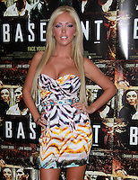 Aisleyne Horgan-Wallace Basement UK Film Premiere held at the May Fair Hotel, London, UK, 17 August 2010: For piQtured Sales contact: Ian@Piqtured.com +44(0)791 626 2580 (Picture by Richard Goldschmidt/Piqtured)