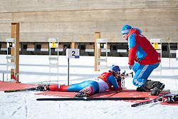 , Biathlon Middle Distance, Oberried, Germany