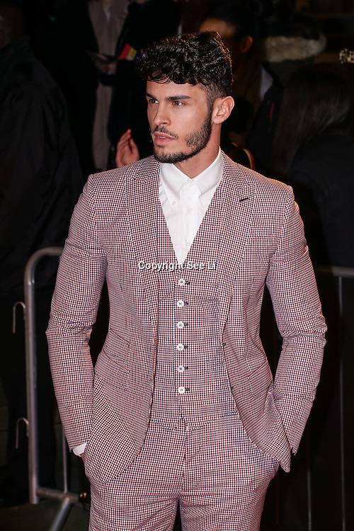 London,England,UK. 21th Fen 2017. Baptiste Giabiconi attends London Fabulous Fund Fair hosted by Natalia Vodianova and Karlie Kloss in support of The Naked Heart Foundation on February 21, 2017 at The Roundhouse in London, England.,UK. by See Li