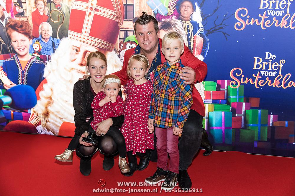 NLD/Amsterdam/20191005 - De Brief voor Sinterklaas, Familie Bellinga