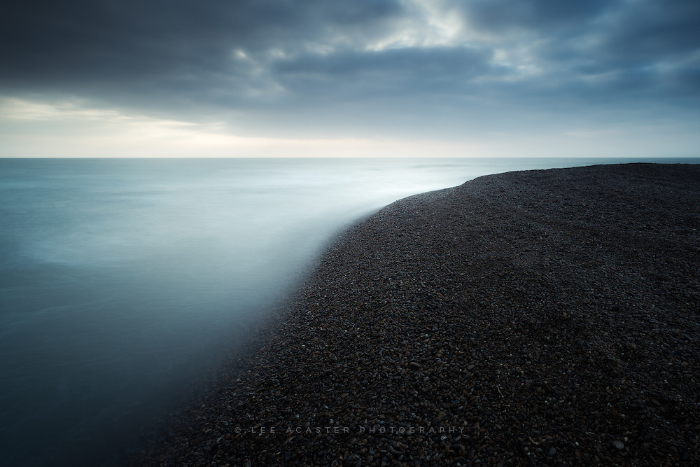 Shingle Street yesterday morning