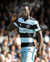 Football - 2016 /2017 Championship - Fulham vs Queens Park Rangers<br /> <br /> Idrissa Sylla of QPR at Craven Cottage<br /> <br /> <br /> Credit : Colorsport / Andrew Cowie