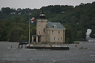 25: HUDSON RIVER LIGHTHOUSES