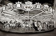 A beautifully designed meri-go-round destined to occupy space in Brooklyn Bridge Park.